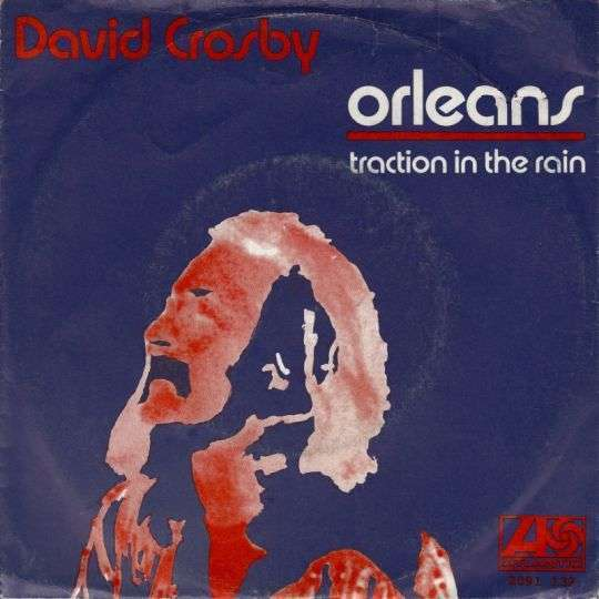 Coverafbeelding Orleans - David Crosby