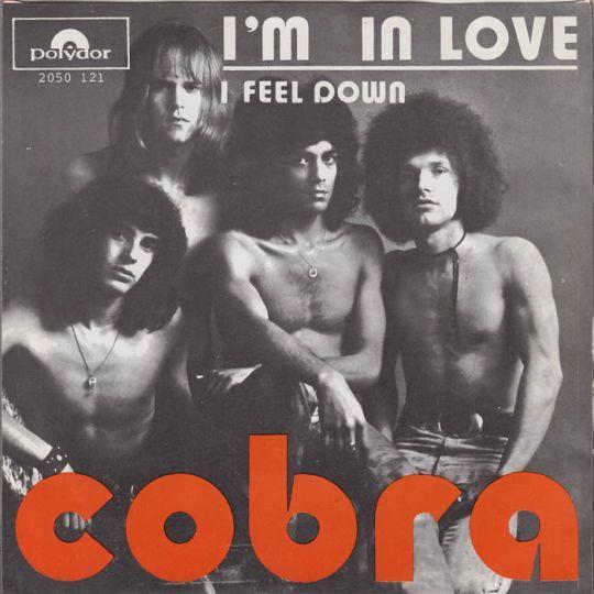 Coverafbeelding I'm In Love - Cobra