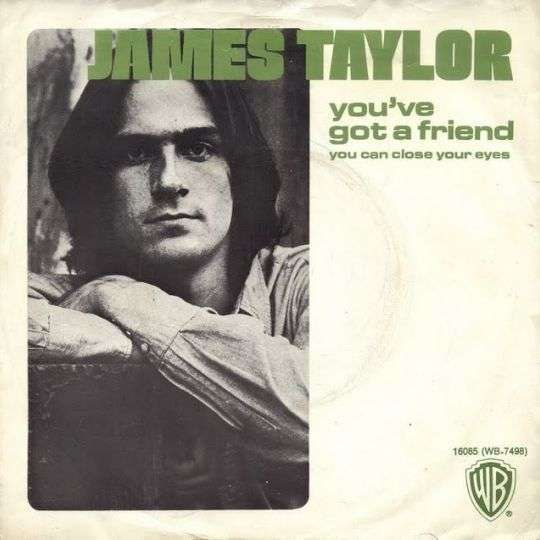 Coverafbeelding You've Got A Friend - James Taylor