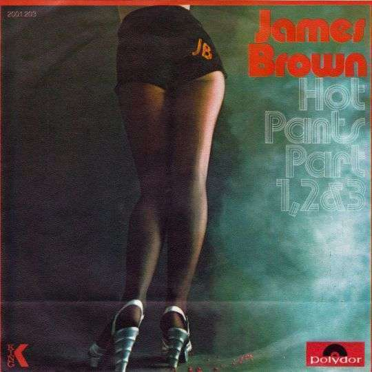 Coverafbeelding Hot Pants, Part 1 - James Brown