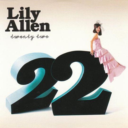 Coverafbeelding 22 - Lily Allen