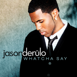 Coverafbeelding Jason Derülo - whatcha say