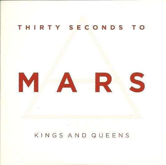 Coverafbeelding Kings And Queens - Thirty Seconds To Mars