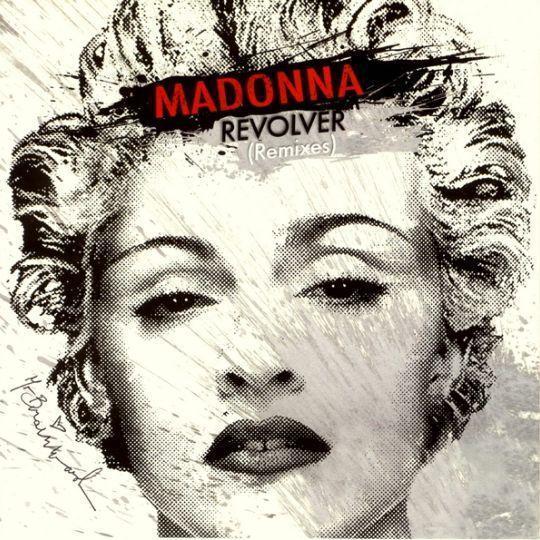 Coverafbeelding Revolver - Madonna