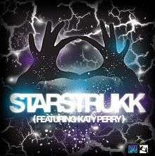 Coverafbeelding Starstrukk - 3Oh!3 (Featuring Katy Perry)
