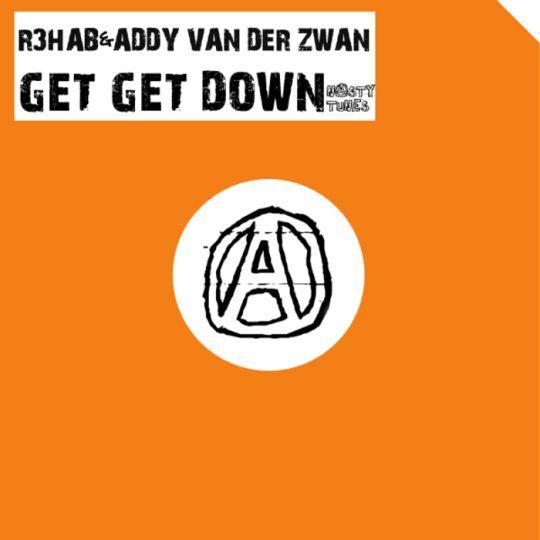Coverafbeelding Get Get Down - R3hab & Addy Van Der Zwan
