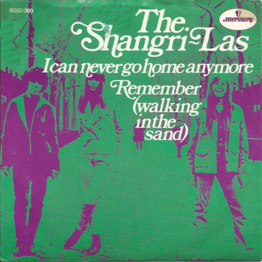 Coverafbeelding Remember (Walking In The Sand) - The Shangri-Las