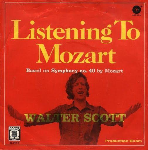 Coverafbeelding Walter Scott - Listening To Mozart