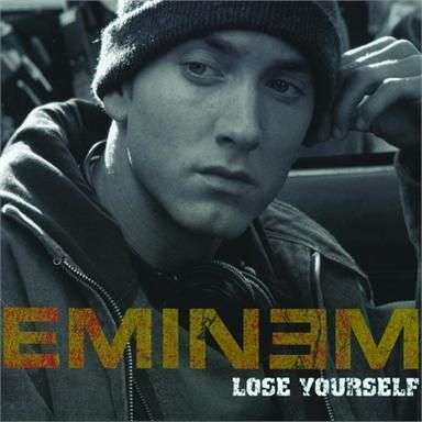 Coverafbeelding Lose Yourself - Eminem