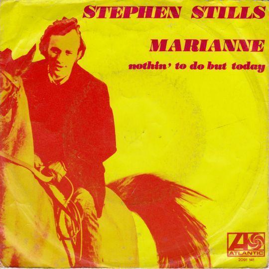 Coverafbeelding Marianne - Stephen Stills