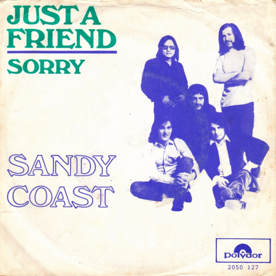 Coverafbeelding Just A Friend - Sandy Coast