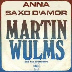 Coverafbeelding Anna - Martin Wulms And His Orchestra