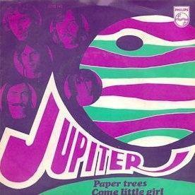Coverafbeelding Jupiter - Paper Trees