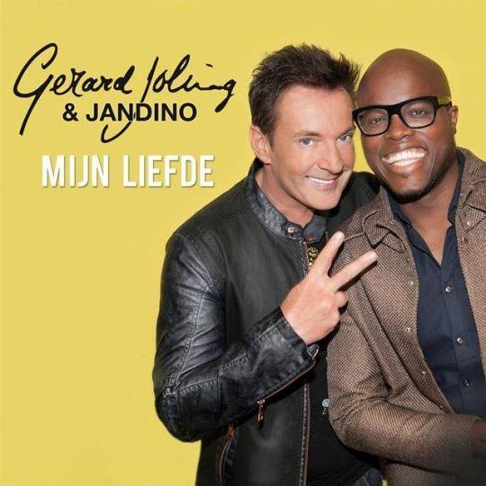 Coverafbeelding Mijn Liefde - Gerard Joling & Jandino