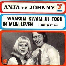 Coverafbeelding Anja en Johnny - Waarom Kwam Jij Toch In Mijn Leven