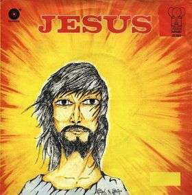 Coverafbeelding Jeremy Faith and The St Mathews Church Choir and Orchestra - Jesus