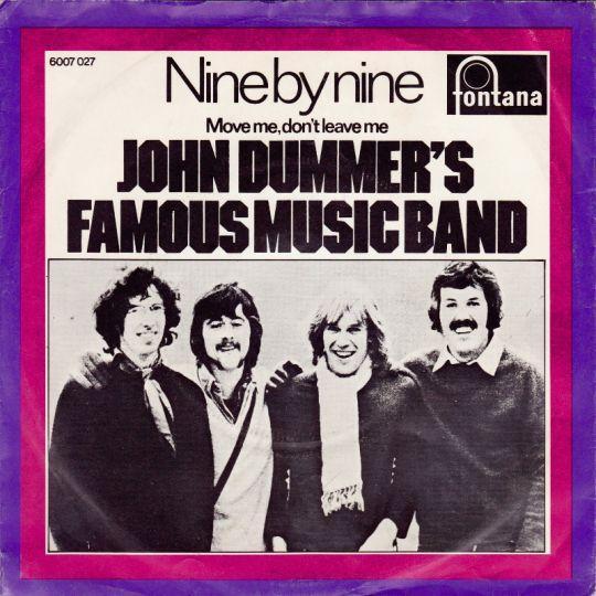 Coverafbeelding John Dummer's Famous Music Band - Nine By Nine