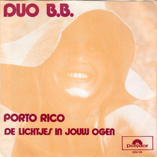 Coverafbeelding Duo B.B. - Porto Rico