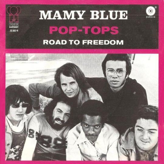 Coverafbeelding Pop-Tops - Mamy Blue