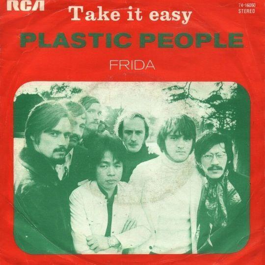 Coverafbeelding Take It Easy - Plastic People