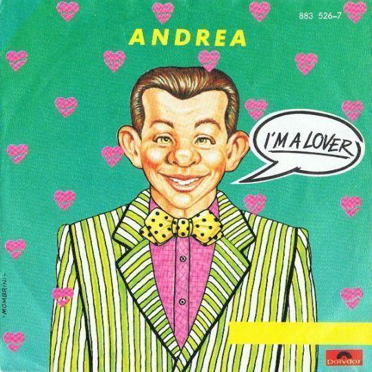Coverafbeelding Andrea - I'm A Lover