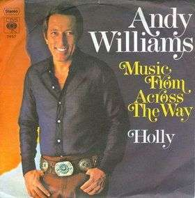 Coverafbeelding Music From Across The Way - Andy Williams