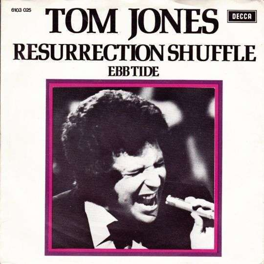 Coverafbeelding Resurrection Shuffle - Tom Jones