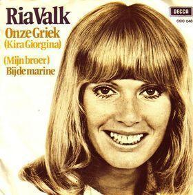 Coverafbeelding Onze Griek (Kira Giorgina) - Ria Valk