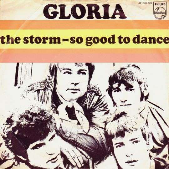 Coverafbeelding Gloria - The Storm