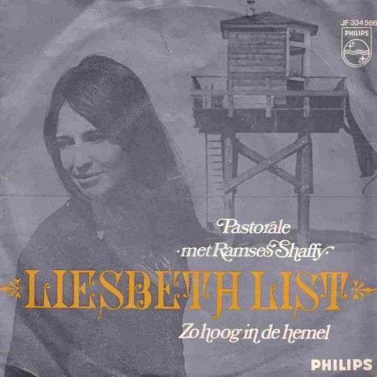 Coverafbeelding Pastorale - Liesbeth List Met Ramses Shaffy