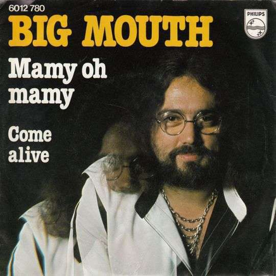 Coverafbeelding Big Mouth - Mamy Oh Mamy