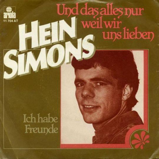 Coverafbeelding Hein Simons - Und Das Alles Nur Weil Wir Uns Lieben