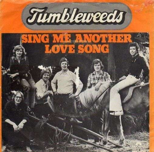 Coverafbeelding Sing Me Another Love Song - Tumbleweeds