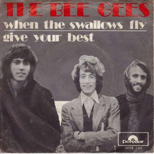 Coverafbeelding When The Swallows Fly - The Bee Gees