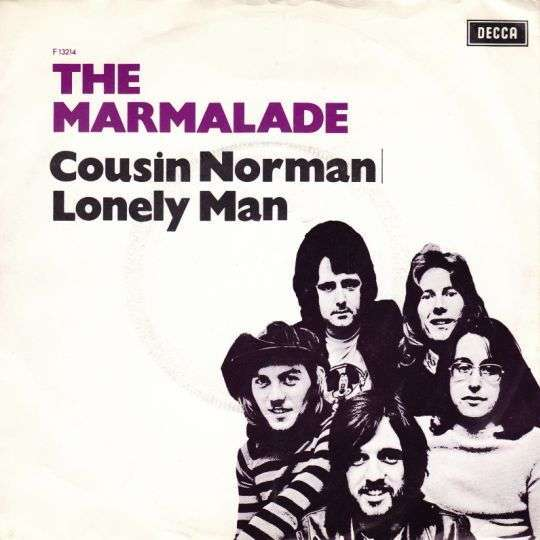 Coverafbeelding Cousin Norman - The Marmalade
