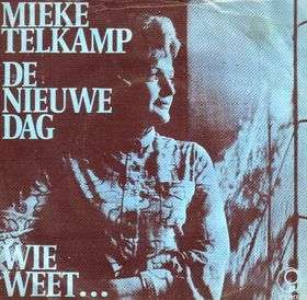 Coverafbeelding De Nieuwe Dag - Mieke Telkamp