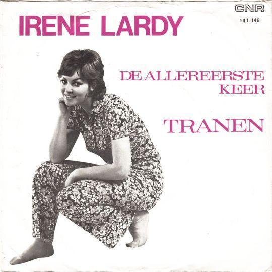 Coverafbeelding De Allereerste Keer - Irene Lardy