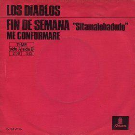 """Coverafbeelding Fin De Semana """"sitamalobadudo"""" - Los Diablos"""