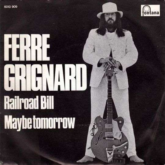 Coverafbeelding Maybe Tomorrow - Ferre Grignard