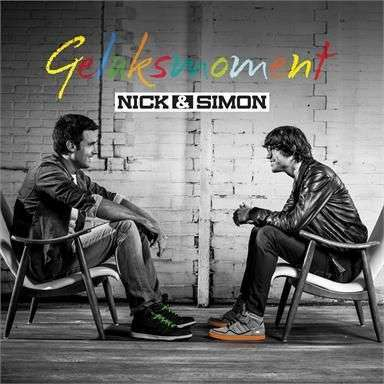 Coverafbeelding Geluksmoment - Nick & Simon