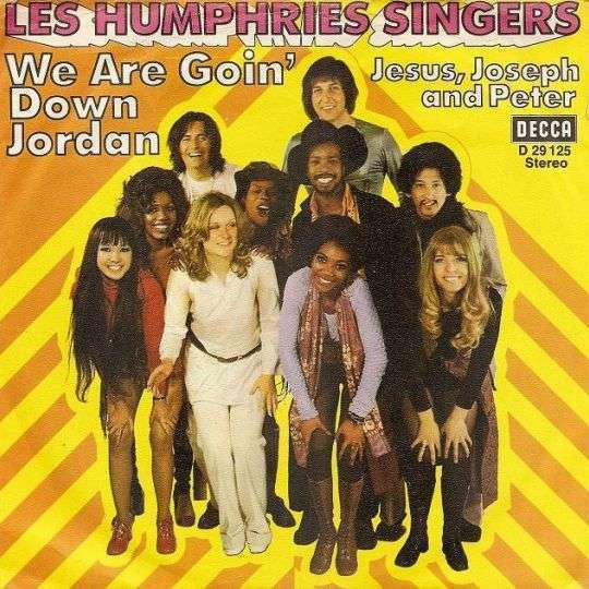 Coverafbeelding We Are Goin' Down Jordan - Les Humphries Singers