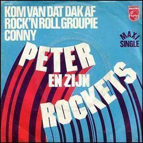 Coverafbeelding Kom Van Dat Dak Af [Maxi Single] - Peter En Zijn Rockets
