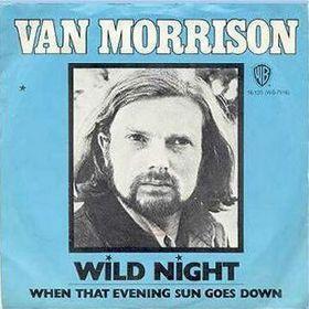 Coverafbeelding Wild Night - Van Morrison