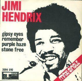 Coverafbeelding Gipsy Eyes [Maxi Single] - Jimi Hendrix