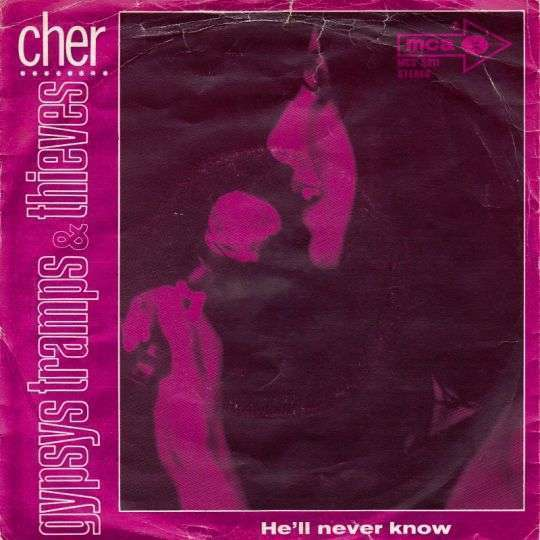 Coverafbeelding Gypsys Tramps & Thieves - Cher