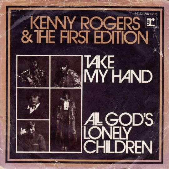 Coverafbeelding Take My Hand - Kenny Rogers & The First Edition