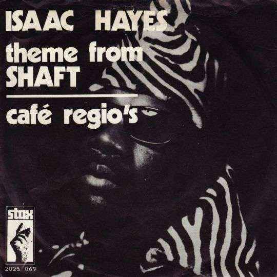 Coverafbeelding Theme From Shaft - Isaac Hayes