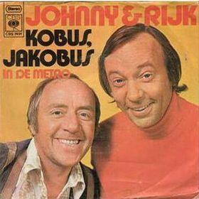 Coverafbeelding Kobus, Jakobus - Johnny & Rijk