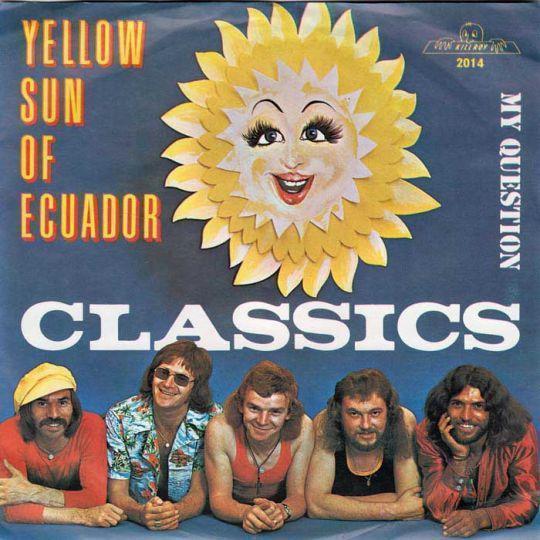 Coverafbeelding Classics - Yellow Sun Of Ecuador