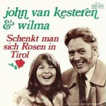 Coverafbeelding Schenkt Man Sich Rosen In Tirol - John Van Kesteren & Wilma